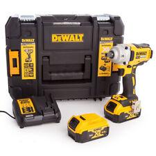 "Batterie DEWALT visseuse dcf894nt 1//2/"" avec valise sans batteries//LG NEUF"