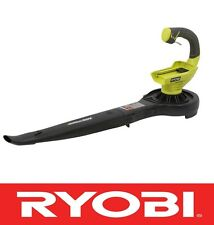 RYOBI 40 VOLT V CORDLESS 155 mph LEAF BLOWER RY40401 (Bare Tool)