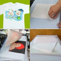 10pc A4 Sublimation Paper Iron On Heat Press Transfer Paper Inkjet Print T-shirt
