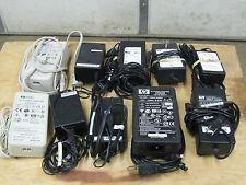 10 Assorted HP Printer Power Supplies