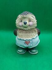 Country Companions Ed Hedgehog Underwear Pants Nappy Heart Cute by Gordon Fraser