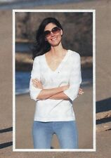Loose V-Neck Detail TOP & TUNIC Casual Prima Sewing Pattern 10 12 14 16 18 20