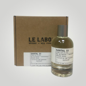 Le Labo Santal 33 3.4 fl.oz / 100 ml Eau De Parfume Spray