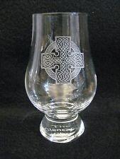 Glencairn Cristal Dégustation De Whisky Verre Croix Celtique