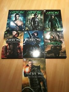 Arrow dvd completa