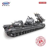Xingbao Spielzeug Bausteine Series Tank Spielzeug Modellbausätze Baukästen