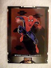 1994 MARVEL COMICS SPIDER-MAN FRAME #321 COOKIE CRISP CARD