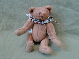 "1995 Ganz Cottage Collectibles 5.5"" Teddy Bear"