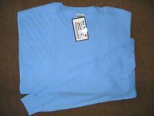 Xl Right Hand Trap Pad Carolina Blue Long Sleeve Cotton Shooting T-Shirt