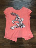 Beat Bugs Lilac and Gray Long Sleeve TShirt Size Med 7//8 667//676
