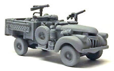 Milicast 1/76 Chevrolet 1311/X3 15cwt Pilot Car (LRDG) UK112