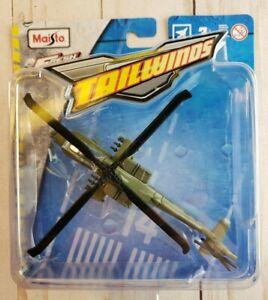 AH-64 Apache Helicopter US ARMY Maisto Fresh Metal Tailwinds Brand New NICE