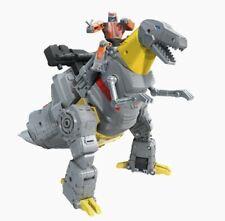 Transformers G1 Re-Issue Autobot Dinobot GRIMLOCK Set COME NUOVO IN SCATOLA SIGILLATA Nuovo di Zecca