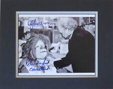 Stars Wars Autographed Photo Peter Mayhew as Chewbacca & Stuart Freeborn Make-Up