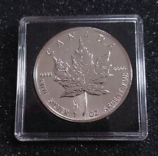 5 Dollars 1999 Kanada Maple Leaf 1 Unze Privy Mark Y2K Stempelglanz st