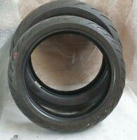 pneumatici moto Pirelli Diablo Rosso  120/70ZR17 ( 0516 )    180/55ZR17 ( 4218 )