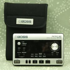 BOSS BR-80 DIGITAL RECORDER Mixer With Soft case (B1B0053)
