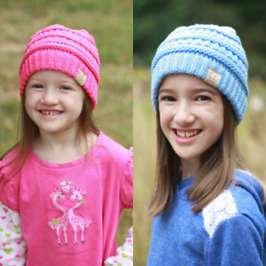 NEW Boutique C.C. Kids KNIT BEANIE HAT