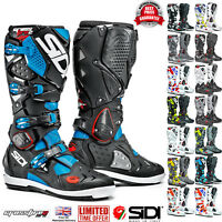 SIDI Crossfire 2 SRS Motocross Off Road Enduro Boots