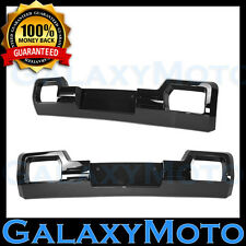 14-15 GMC Sierra 1500 Denali Style Black Front Bumper Skid Plate Overlay Cover