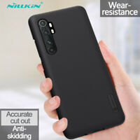 For Xiaomi Mi Note 10 Lite NILLKIN Ultra-Thin Frosted Shield Hard PC Case Cover