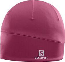 Salomon Active Running Beanie - Red
