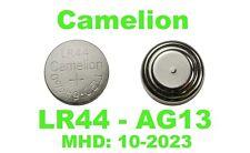 sr44w Alkaline Watch Batteries 2-100 Pack Ag13 lr44 Camelion Button Cells g13