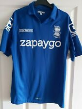 Birmingham City Blue Carbrini Home Shirt 2014 / 15 Blues Size Small KRO