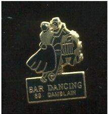 Anstecknadel - BAR Dancing - Damblain - Vosges (674)