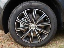 2018 Volvo XC60 Inscription 19 x 7.5 Wheel Rim Alloy NTO IIHS Test Vehicle