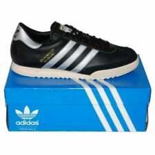 Junior Adidas Originals Beckenbauer leather Trainer Retro Black UK Size UK 5