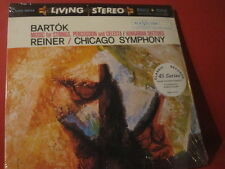 "REINER ""BARTOK-MUSIC FOR STRINGS,PERCUSSION(180GRAM-CLASSIC/45RPM-LP-SET/SEALED)"