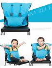 Baby Chair Portable Infant Seat Product Dining Lunch Safety Belt Feeding Harness