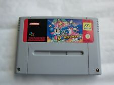 SUPER BOMBERMAN 3 SUPER NINTENDO / SNES GAME
