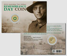 AUSTRALIAN COIN 2014 $2 dollars GREEN DOVE CARDED*