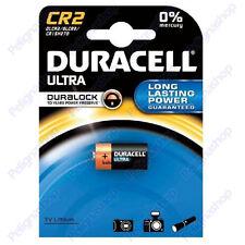 1 Pila Duracell batteria Lithium CR2 2CR13252 KCR2 CR2B DLCR2 RLCR2 3V LITIO