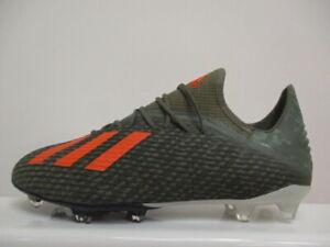 adidas X 19.2 Men's FG Football Boots UK 8 US 8.5 EUR 42 REF 7445~