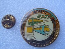 PIN'S ATMIC RATP UNION SYNDICALE FORCE OUVRIERE