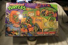 Teenage Mutant Ninja Turtles Party Wagon Classic Collection