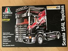 +++ Italeri 1:24 Scania 164L Topclass  3922