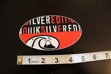 QUIKSILVER Island Wave Logo Surfboards Quicksliver Vintage Surfing Decal STICKER