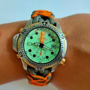 Citizen Promaster Aqualand divers watch 200m fully working Full Lume