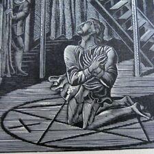 Engraving Original Art Prints Eric Ravilious