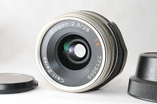 """MINT"" CONTAX G Carl Zeiss Biogon T* 28mm f2.8 Lens for G1 G2 from Japan #415"