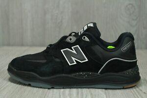 62 New Balance Numeric 1010 Tiago Lemos Mens SZ 5D Black White Shoes Sneakers
