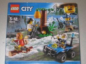 LEGO CITY SET 60171 MOUNTAIN FUGITIVES - BRAND NEW