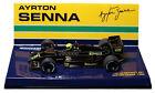 Minichamps Lotus Renault 98T 1986 - Ayrton Senna 1/43 Scale