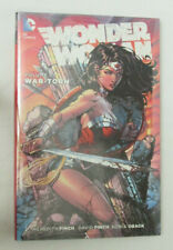 Wonder Woman Volume 7 War-Torn Hardcover Graphic Novel Comic Finch Oback 2015