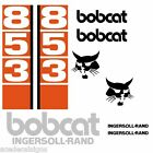 ANY MODEL Bobcat 853 853H DECALS Stickers Skid Steer loader New Repro decal Kit