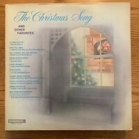 The Christmas Song -OG 1974 vinyl LP- Steve Lawrence Eydie Gorme - Andy Williams